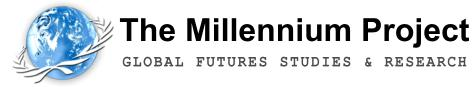 GLOBAL FUTURES INTELLIGENCE SYSTEM                    DU MILLENNIUM PROJECT